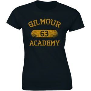 Gilmour 63 Academy Popular Music T-Shirt Tee
